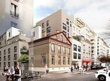 Atmosphere : programme neuf à Paris intra-muros