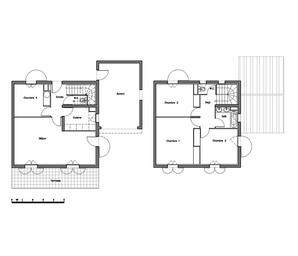 maison n 301 le clos des albizias t5 de m draguignan. Black Bedroom Furniture Sets. Home Design Ideas