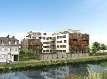 Fluvia : programme neuf à Rennes