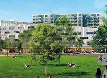 Résidence Paris 17 : programme neuf à Paris intra-muros