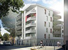 Carré Saint Jean : programme neuf à Toulon