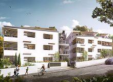 Résidence CityZen : programme neuf à Cenon