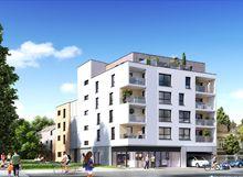 Art de Ville : programme neuf à Rennes