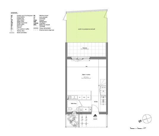 maison n m2 nina verde t4 de m nantes erdre. Black Bedroom Furniture Sets. Home Design Ideas