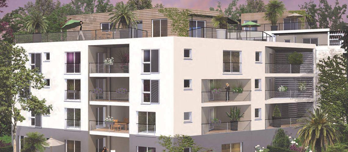 les hauts de beyris programme neuf bayonne. Black Bedroom Furniture Sets. Home Design Ideas