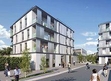 Les Terrasses Baltard : programme neuf à Nogent-sur-Marne