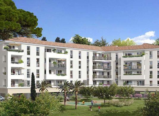 Appartement n 01a301 le jardin d alice t2 de m for Appartement le jardin