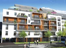 Be Home : programme neuf à Rennes