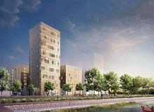 Le Panoramik : programme neuf à Rennes