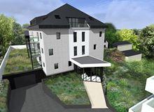 Villa Mirabeau : programme neuf à Angers