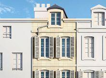 21 Rue Chef de Ville : programme neuf à La Rochelle