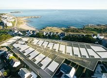 L´Ecrin d´Azur : programme neuf à Quiberon