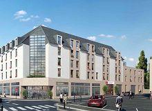 Residence Saint Filleul : programme neuf à Rouen