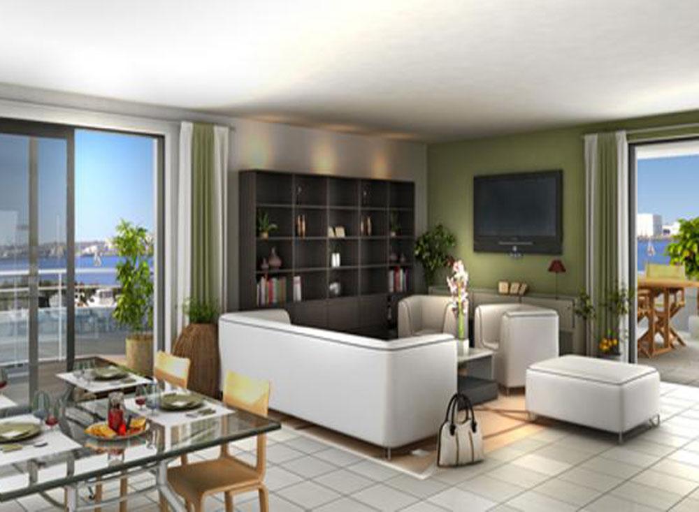 exemple de salon gallery of exemple de salon salle a manger exemple deco cuisine americaine. Black Bedroom Furniture Sets. Home Design Ideas