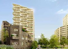 Allure : programme neuf à Paris intra-muros