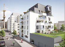 14 Plaza : programme neuf à Rennes