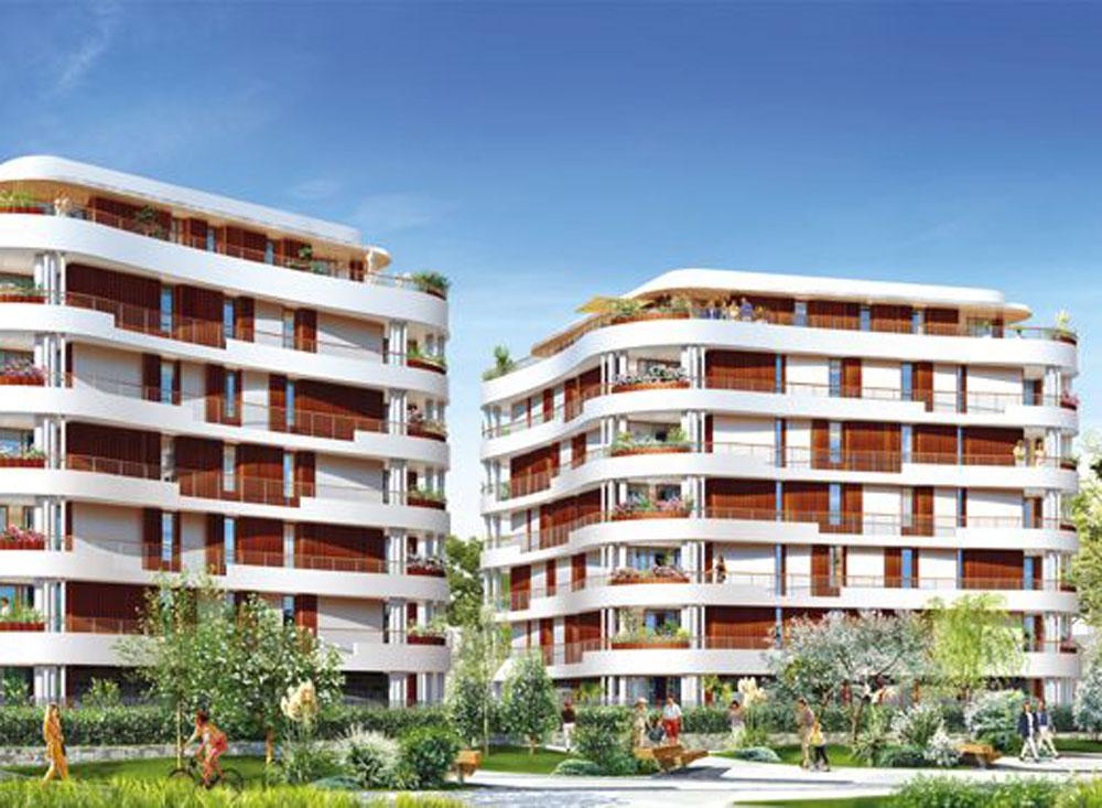 Le belfort programme neuf biarritz - Piscine belfort residence ...
