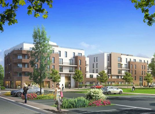 Appartement neuf t3 n a433 de m fleury m rogis for Appartement t3 neuf