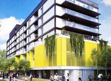 La Manufacture - L´esplanade : programme neuf à Metz