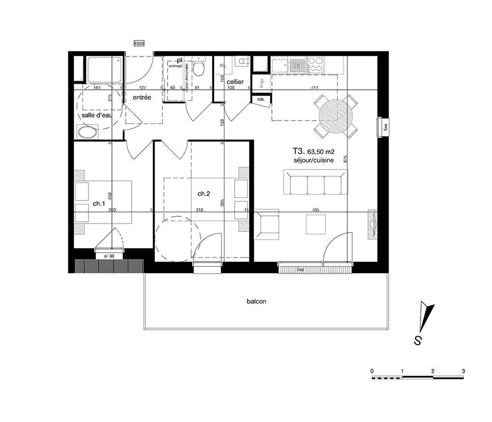 Appartement Auray