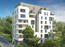 Esprit Nature : programme neuf à Illkirch-Graffenstaden