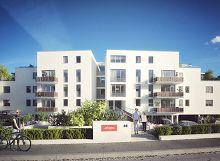 Les Terrasses du Saint-Quentin : programme neuf à Metz