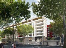 Les Senioriales En Ville De Nimes : programme neuf à Nîmes