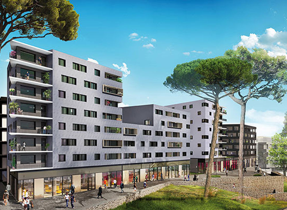Riva d cout abordable programme neuf brest for Cout immobilier