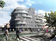 Le Carré Clémenceau : programme neuf à Rennes