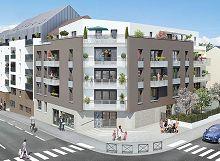 Acte Ii - Villa Donatien : programme neuf à Nantes