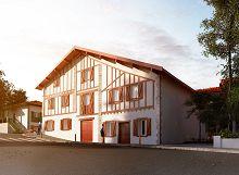 Résidence Bordagain Bizia : programme neuf à Urrugne
