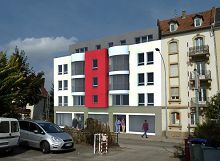Les Mégalithes : programme neuf à Strasbourg