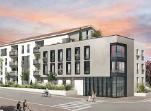 Villa Maxime : programme neuf à Vienne