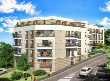 Villa Castellane : programme neuf à Châtenay-Malabry