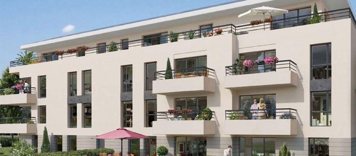 jardins bellevue programme neuf colombes. Black Bedroom Furniture Sets. Home Design Ideas