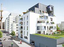 14 Plazza : programme neuf à Rennes