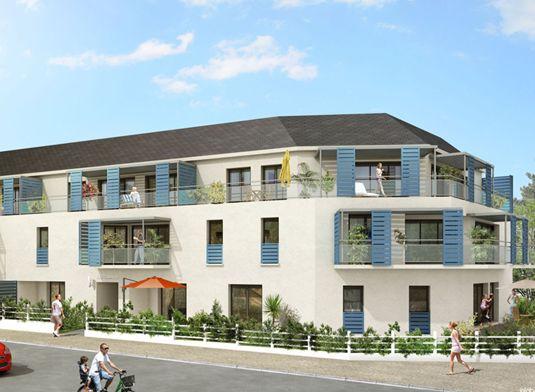 appartement n 106 villa tamaris t2 de m pornichet. Black Bedroom Furniture Sets. Home Design Ideas