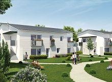 Pavillon Brighton : programme neuf à Mérignac