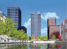 "3 Black Swans ""Red Sky"" : programme neuf à Strasbourg"