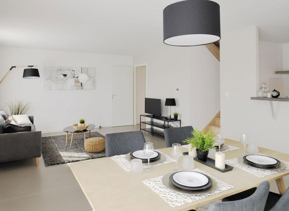 les carr s de brune programme neuf pin balma. Black Bedroom Furniture Sets. Home Design Ideas