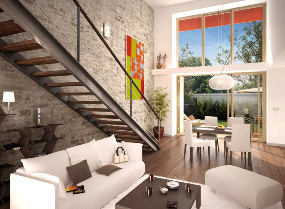 le village bacalan programme neuf bordeaux. Black Bedroom Furniture Sets. Home Design Ideas