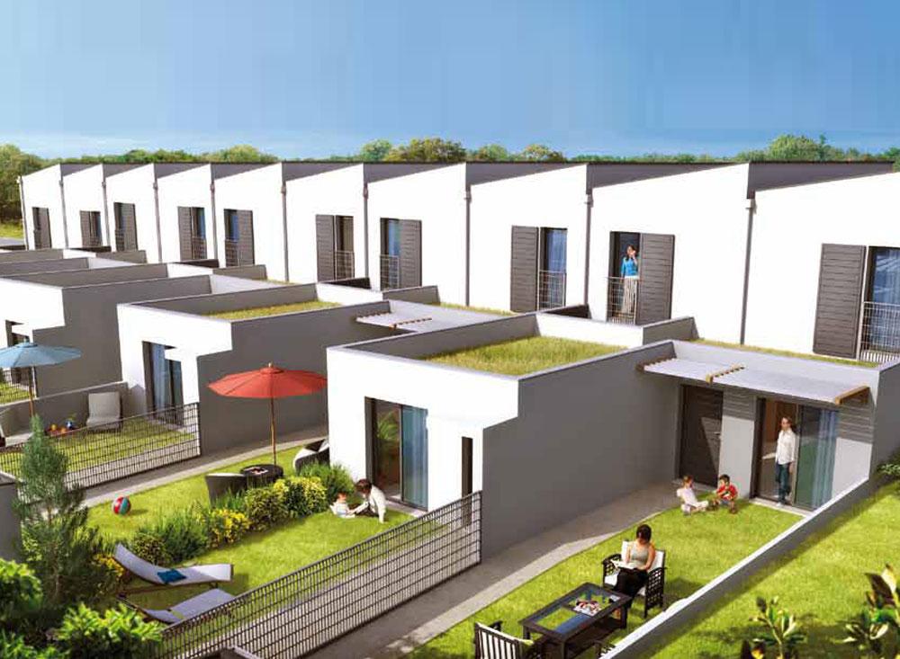 L 39 immobilier neuf en france 2005 programmes neufs - Maison jardin lausanne nantes ...