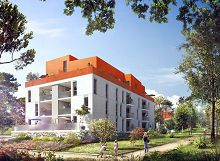Domaine de la Pinède : programme neuf à Blanquefort