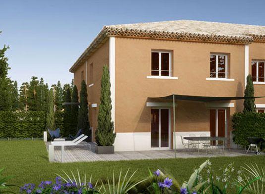 Chemin des viougues programme neuf salon de provence - Programme immobilier salon de provence ...