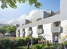 Factory City : programme neuf à Villenave-d'Ornon