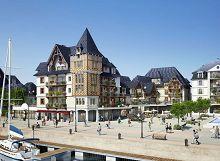 Les Jardins D´eugénie : programme neuf à Deauville