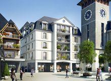 Les Jardins D´eugenie Nue Pro : programme neuf à Deauville