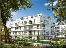 Green Parc : programme neuf à Rennes
