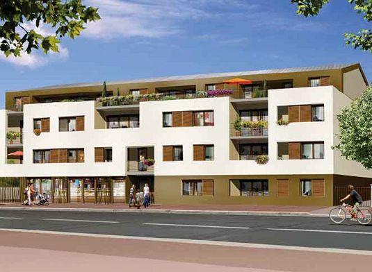 appartement n a205 les terrasses de capeyron t2 de m m rignac. Black Bedroom Furniture Sets. Home Design Ideas