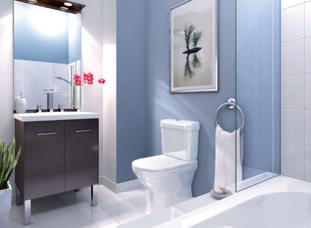 Le domaine du bois fleuri programme neuf pluneret for Decoration salle bain